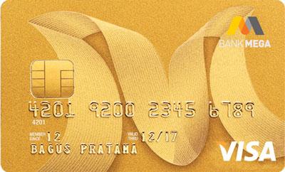Mega Gold Visa
