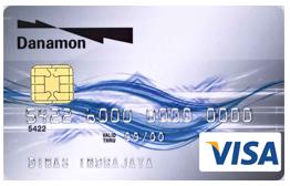 Danamon Classic Visa