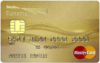 Danamon Gold MasterCard