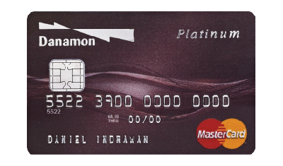 Danamon Platinum MasterCard