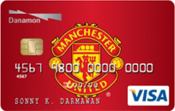 Danamon Manchester United Visa