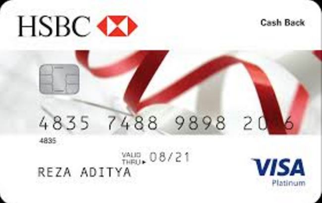 HSBC Platinum Cashback Card