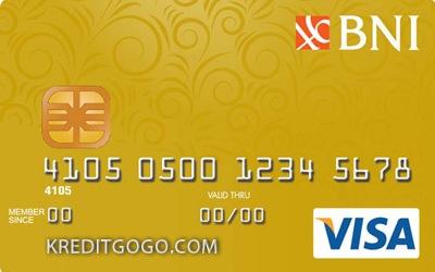 BNI Gold Card