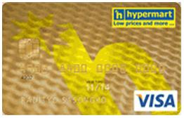 Mandiri Hypermart Gold Card