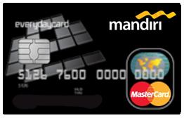 Mandiri Everyday Card