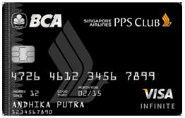 BCA Singapore Airlines PPS Club Visa Infinite