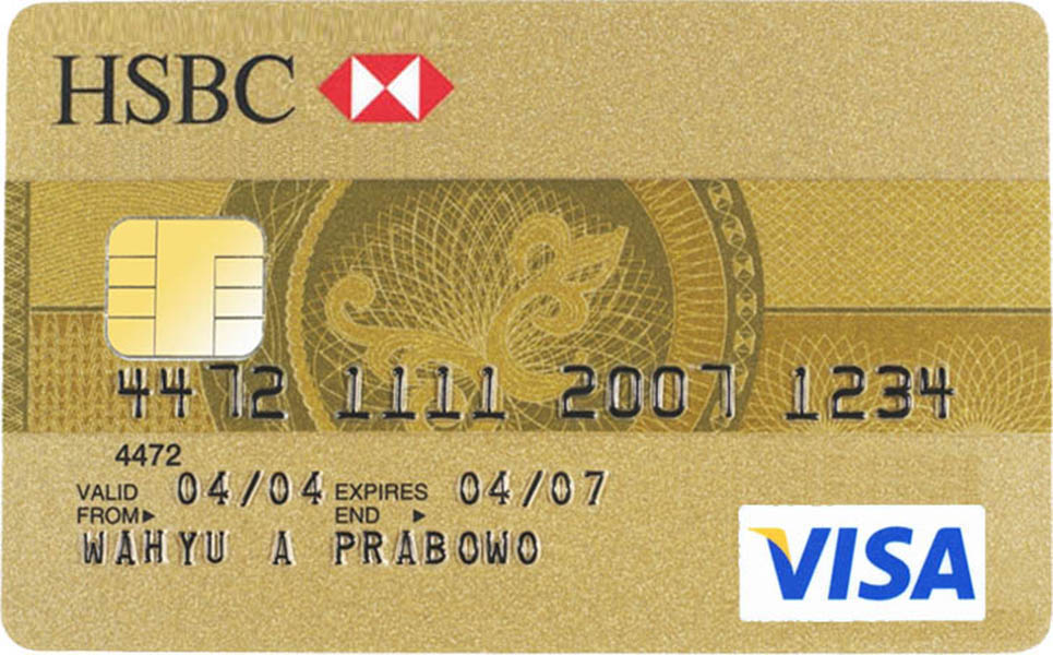 Best credit cards in indonesia 2018 hsbc visamastercard gold reheart Images