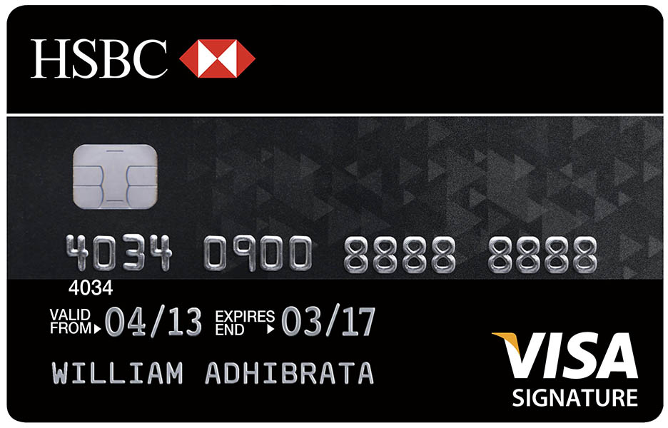 HSBC Credit Cards - Indonesia 2019 I DuitPintar com