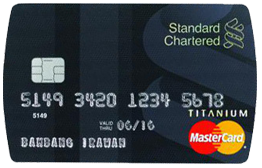 Best credit cards in indonesia 2018 standard chartered mastercard titanium standard chartered mastercard titanium reheart Image collections
