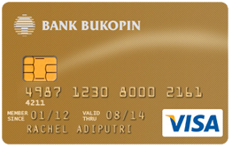 Bukopin Gold Card