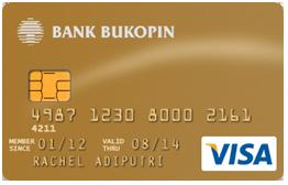 Bukopin Gold Card