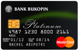 Bukopin Platinum Card