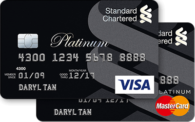 Best Standard Chartered Credit Cards In Singapore Credit