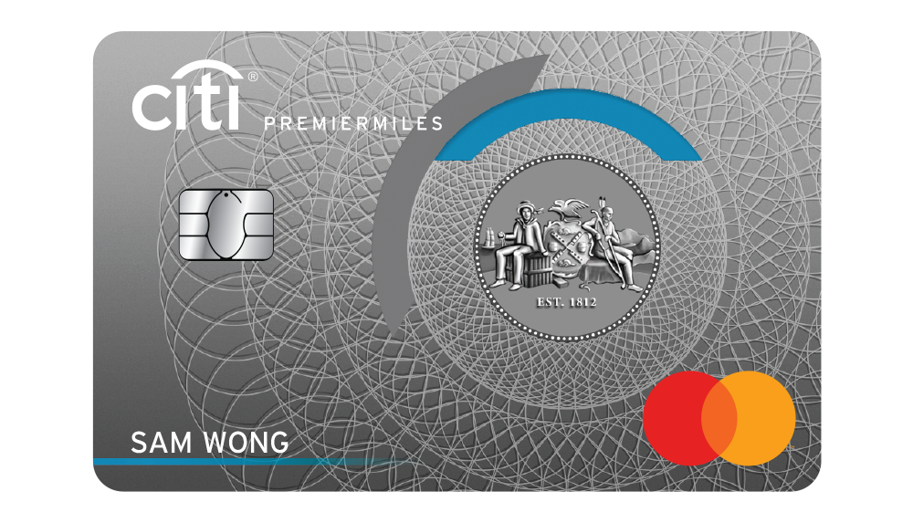 Citi PremierMiles Visa Card