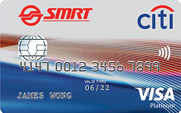 Citibank SMRT Card