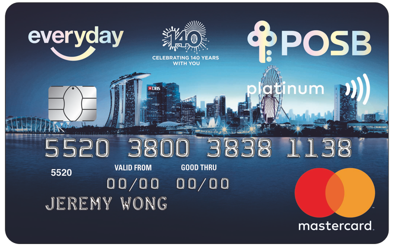 POSB Everyday Card