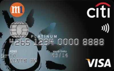 Citi M1 Card