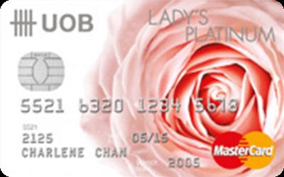 UOB Lady's Platinum Card